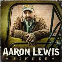 Aaron Lewis: Sinner, CD