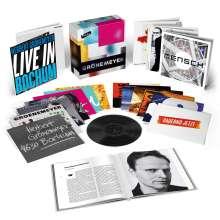 Herbert Grönemeyer: Alles (Limited-Edition-Box-Set), 25 LPs