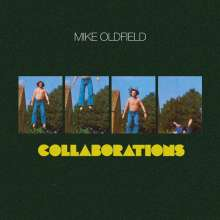 Mike Oldfield (geb. 1953): Collaborations (Reissue) (180g), LP