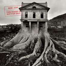 Bon Jovi: This House Is Not For Sale, CD