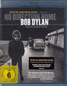 Bob Dylan: No Direction Home: Bob Dylan (10th Anniversary Edition) (Explicit), 2 Blu-ray Discs