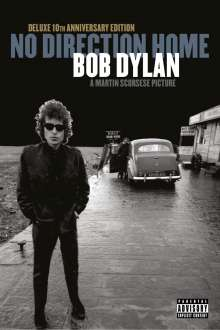 Bob Dylan: No Direction Home: Bob Dylan (10th Anniversary-Deluxe-Edition), 2 DVDs und 2 Blu-ray Discs
