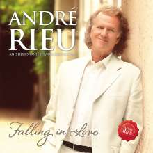 André Rieu: Falling in Love, CD