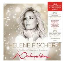 Helene Fischer: Weihnachten (Neue Deluxe-Version mit 8 Bonussongs), 2 CDs und 1 DVD