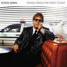 Elton John: Songs From The West Coast (remastered) (180g) (Limited-Edition), 2 LPs