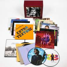 George Harrison (1943-2001): George Harrison: The Vinyl Collection (remastered) (180g) (Strictly-Limited-Edition), 16 LPs