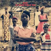 Imany: The Wrong Kind Of War, CD