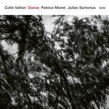 Colin Vallon (geb. 1980): Danse, CD