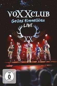 voXXclub: Geiles Himmelblau: Live, DVD