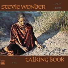 Stevie Wonder (geb. 1950): Talking Book (180g), LP