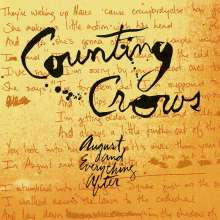 Counting Crows: August And Everything After (180g) (45 RPM), 2 LPs
