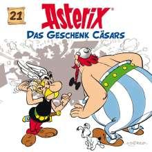 Asterix 21: Das Geschenk Cäsars, CD