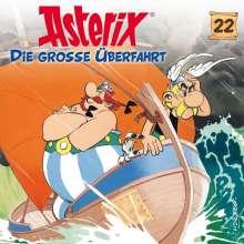 22: Die große Überfahrt, CD