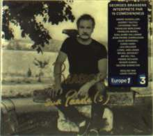 Brassens Sur Parole, CD