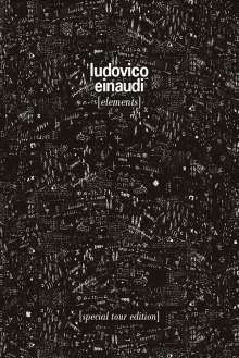 Ludovico Einaudi (geb. 1955): Elements (Special Tour-Edition), CD
