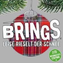 Brings: Leise rieselt der Schnee (Weihnachts-Edition), 2 CDs