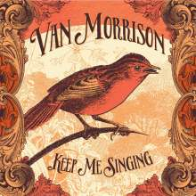 Van Morrison: Keep Me Singing (Deluxe Edition mit Lenticular Cover) (exklusiv für jpc), LP