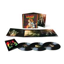 Bob Marley (1945-1981): Live! (180g) (Limited Deluxe Edition), 3 LPs