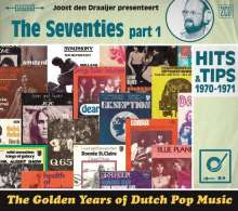 The Golden Years Of Dutch Pop Music: The Seventies Part 1, 2 CDs