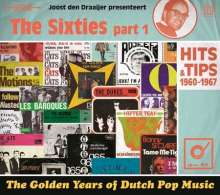 The Golden Years Of Dutch Pop Music: The Sixties Part 1, 2 CDs
