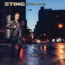 Sting (geb. 1951): 57th & 9th (180g), LP
