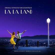 Filmmusik: La La Land, CD