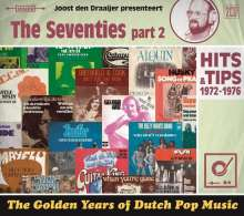 The Golden Years Of Dutch Pop Music: The Seventies Part 2, 2 CDs