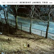 Benedikt Jahnel (geb. 1980): The Invariant, CD