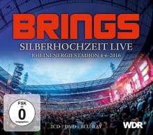 Brings: Silberhochzeit Live 2016 (Boxset), 2 CDs