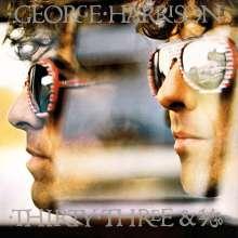 George Harrison (1943-2001): Thirty Three & 1/3 (remastered) (180g), LP
