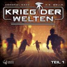 Krieg der Welten - Teil 1, CD