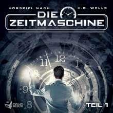 Die Zeitmaschine - Teil 1 (Hörspiel), CD