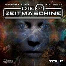 Die Zeitmaschine - Teil 2 (Hörspiel), CD
