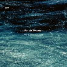 Ralph Towner (geb. 1940): My Foolish Heart, CD