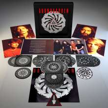 Soundgarden: Badmotorfinger (25th Anniversary) (Limited-Super-Deluxe-Edition), 4 CDs