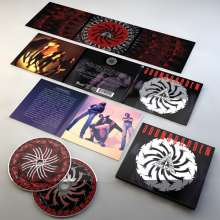 Soundgarden: Badmotorfinger (Limited Deluxe Edition) (25th Anniversary), 2 CDs