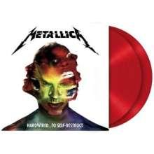 Metallica: Hardwired... To Self-Destruct (180g) (Limited-Edition) (Red Vinyl), 2 LPs