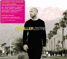 Schiller: Zeitreise - Das Beste von Schiller, 2 CDs