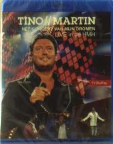 Tino Martin: Het Concert Van Mijn Dromen: Live In De HMH, Blu-ray Disc