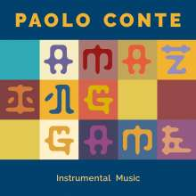 Paolo Conte: Amazing Game (Instrumental Music), CD