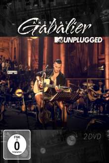 Andreas Gabalier: MTV Unplugged, 2 DVDs