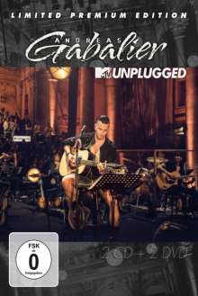 Andreas Gabalier: MTV Unplugged (Limited-Premium-Edition), 2 CDs