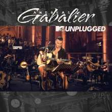 Andreas Gabalier: MTV Unplugged (180g) (Limited-Edition), 3 LPs