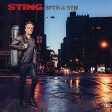 Sting (geb. 1951): 57th & 9th (Limited-Super-Deluxe-Edition), CD