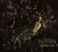 Wanda: Amore meine Stadt - Live (Limited-Edition), 1 CD und 1 Blu-ray Disc