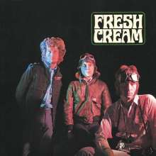 Cream: Fresh Cream (Limited-Deluxe-Edition), 3 CDs