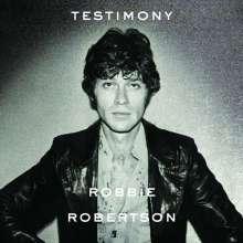 Robbie Robertson: Testimony, CD
