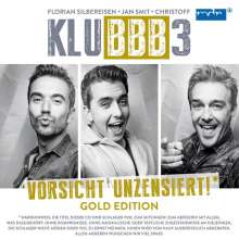 Klubbb3: Vorsicht unzensiert! (Gold Edition), CD