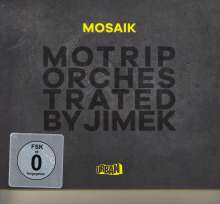 MoTrip: Mosaik - MoTrip Orchestrated By Jimek (Limited-Deluxe-Edition), CD