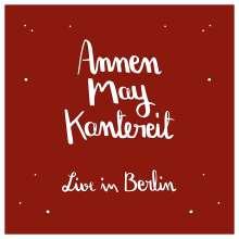 AnnenMayKantereit: AnnenMayKantereit & Freunde (Live in Berlin), 2 LPs
